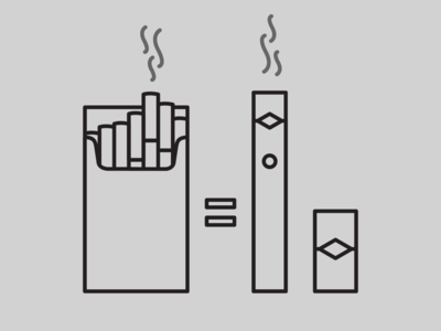 JUUL vs Cigarettes
