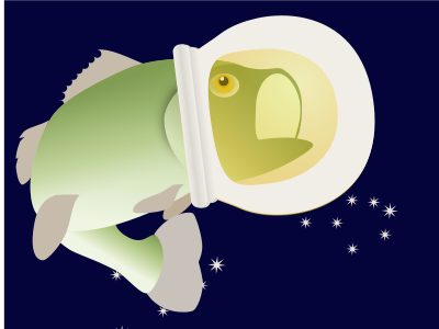 Basstronaut astronaut bass