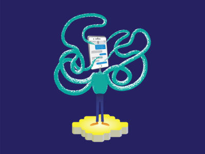 Octophone