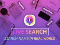 Live Search - Search in Realtime Physical World