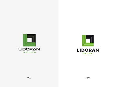 Lidoran - Minor Brand Refresh branding logo