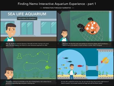 Go Fish Storyboard - Part 1