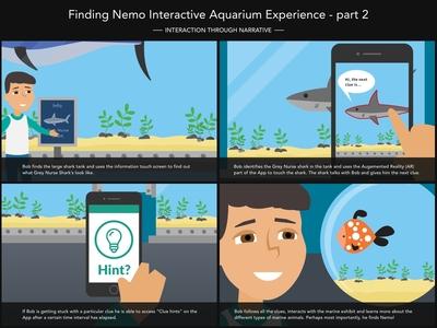 Go Fish Storyboard - Part 2