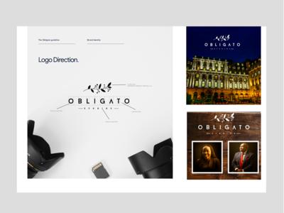 OBLIGATO STUDIO REDESIGN
