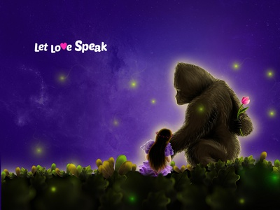 Let Love Speak