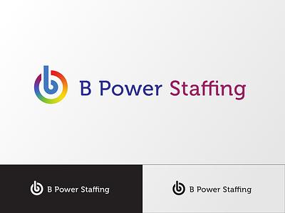 B Power logo with full lock-up b logo b-logo logo