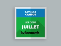 Achievement Samsung Campus 05