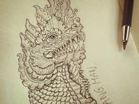 Thai dragon - 2