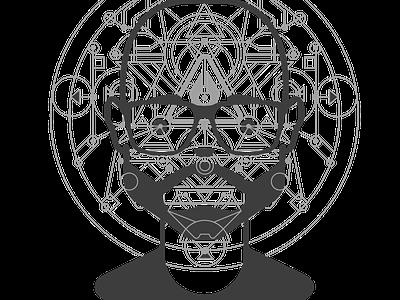 My vector head self portrait design branding logo isolated illustration icon the face face csaba kubanek me avatar head vector
