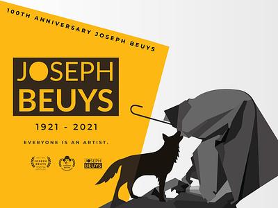 100 years of Beuys : art for everyone, and everyone is an artist everyone is an artist art for everyone german artist avantgarde