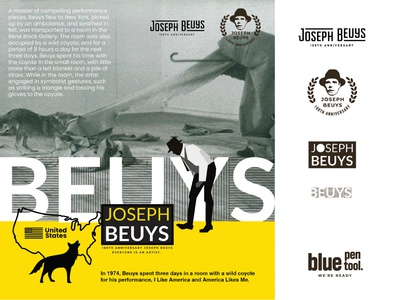 100 years of Beuys : art for everyone, and everyone is an artist everyone is an artist art for everyone graphic design design vector