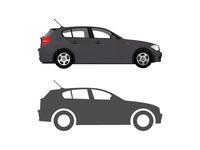 BMW 12D Car&Icon