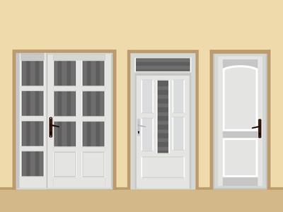 Front door,window collection