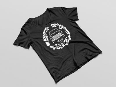 Mini Cooper Logo And T Shirt Design For Fun
