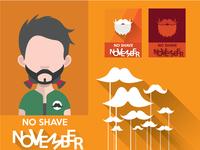No Shave November Poster 01