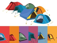 Tents Collection