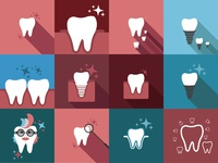 Tooth and implant design