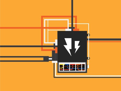 Fuse Box Wire Management correctly earth current cable electrical voltage box neutral electric power fuse electrician