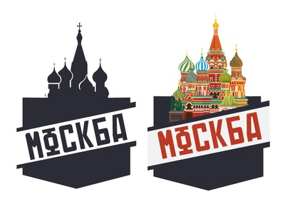 Symbol of moscow