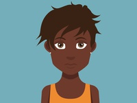 Black Boy Avatar