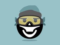 Special soldier emoji
