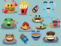 Food Emoji Collection