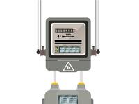 Electric meter,gas meter
