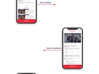 Hybrid Mobile App - Sneak Peak