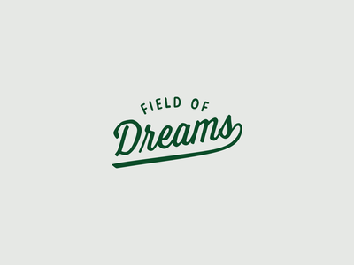 Field of Dreams WIP
