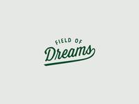 Field of Dreams WIP