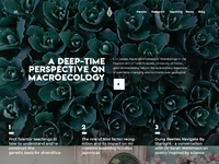 Plant blog