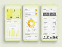 Finance/Wallet App