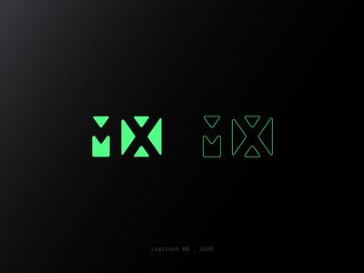 MX 2 tech mx brand logo logitech