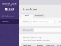 Boston Latin School App