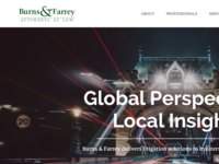 Burns & Farrey Website