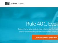 Zephyr Forms App