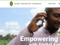 Precision Agriculture for Development Website