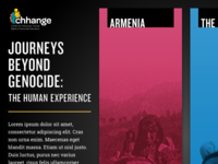 Chhange: Journeys Beyond Genocide Exhibit App