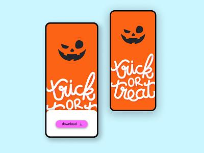 WP pumpkin illustrator uiux uidesign ui halloween