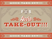 Accio Take-Out!!!