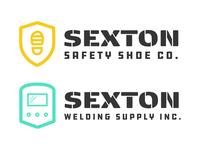 Sexton Logos