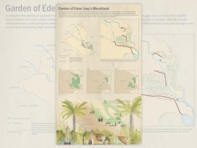 Garden of Eden: Iraq's Marshland