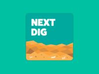 Next Dig: VR app to find dino fossils