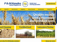 Seed Cleaning Website