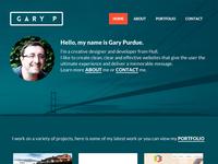 Personal Portfolio Website