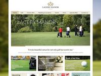 Laceby Manor Website
