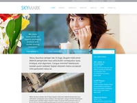 Packaging company homepage