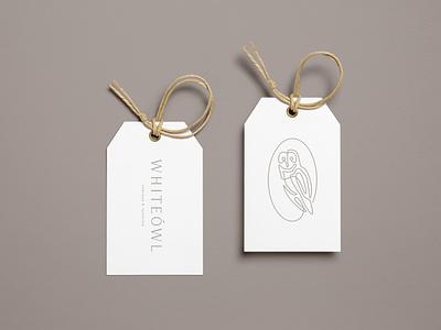 White Owl linear design linear illustration one line owl illustration owl logo лого логотип logo logotype logotype design logo design
