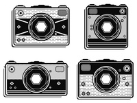 Vintage Camera Illustration