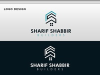 Logo Design For Real Estate Company SS Builders